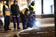 Eight injured in 'suspected terrorist' incident in Swedish city of Vetlanda