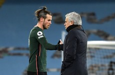 'Ask Madrid' – Jose Mourinho on why Bale took so long to find form at Spurs