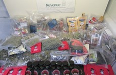 Over €140k worth of drugs found in items declared as action figures and coffee pods