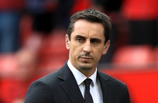 Neville: United could miss out on top four if they keep 'sleepwalking' in games