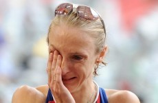 Paula Radcliffe ruled out of London 2012