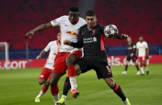 Liverpool heading back to Budapest for second leg tie with Leipzig