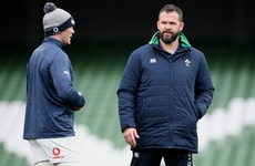 'It's about consistency at this level to prove your worth' - Farrell sees sense in new IRFU contracts