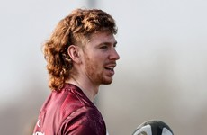 Young out-half Ben Healy among eight new Munster contract extensions