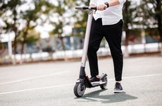 Poll: Should e-scooters be allowed drive on Irish roads?