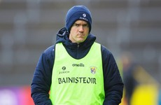 'It gave me a very quick introduction' - replacing Paul Galvin as Wexford boss
