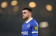 Ireland's Aaron Connolly emerges as another injury doubt for Brighton this weekend