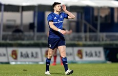 Leinster welcome back handful of Ireland players as Byrne returns to out-half