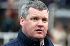 Gordon Elliott banned from training horses for six months following photo investigation