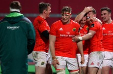 Van Graan's Munster seal Pro14 final spot after edging past Connacht