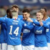 Fans breach lockdown restrictions with Ibrox gathering as Rangers close in on Premiership title
