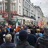 Five arrested as hundreds turn out to anti-lockdown protest in Cork City
