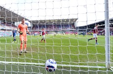 Xhaka mistake proves costly as Burnley pick up a point against Arsenal