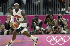 Tour de Force: Durant helps US rip up France