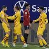 Barcelona crank up pressure on Madrid clubs with Osasuna win