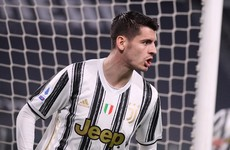 Morata spearheads Juve fightback against Lazio to close gap on Milan teams