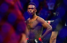 Adesanya suffers first loss of his career in bid to become two-weight UFC champion