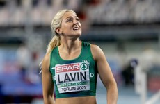 Ciara Neville advances from her heat but misses out on European final