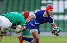 France winger to undergo surgery and miss Six Nations