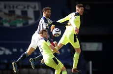 West Brom and relegation rivals Newcastle play out dour draw