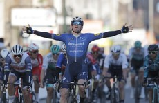 Ireland speed king Sam Bennett wins Paris-Nice opener