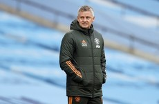 Solskjaer hails Manchester United's workrate in derby win over City
