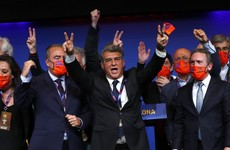 Joan Laporta elected Barcelona president for a second time