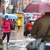 Weather to stay mostly dry today but heavy rain and strong winds forecast later in the week