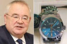 Rolex watch stored in safe at Department of Taoiseach despite requests to sell it for charity