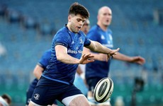 Harry Byrne expected to return against Zebre but Leinster to further assess other knocks