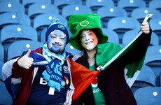 Win a Six Nations hamper by telling us your best story from attending Ireland v Scotland