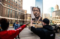 Jury selection delayed in trial of US policeman charged with killing George Floyd