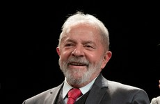 Corruption charges against Brazil's ex-leader Lula overturned, leaving him free to run in 2022 election