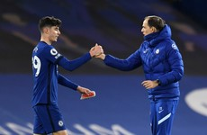 Chelsea boss Tuchel hails £70million playmaker Havertz after Everton win