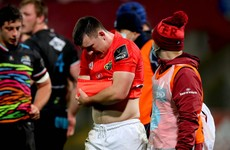 Munster boosted by return of Matt Gallagher from three-month absence