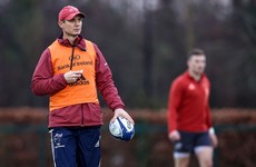 Munster looking forward to 'massively exciting' Toulouse challenge