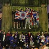 Rangers criticised for 'deafening silence' over fan celebrations