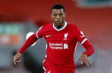 Georginio Wijnaldum's Liverpool future mired in uncertainty