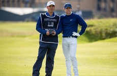 Rory McIlroy not changing caddie or coach