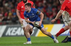 Leinster scrum-half Osborne set for move to Munster at end of season