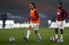 Cavani 'does not feel comfortable' at Man United, says his father