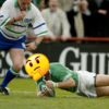 Name this former Ireland rugby star and win a Six Nations matchday hamper