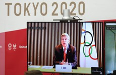 Re-elected IOC president Bach promises 'safe, secure' Tokyo Olympics