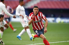 Suarez penalty completes Atletico comeback against Athletic Bilbao