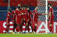 Liverpool end woeful run to reach Champions League quarter-finals