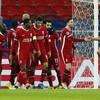 Liverpool end woeful run to reach Champions League quarter-finals