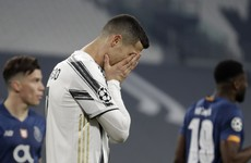 'It's failed' - Ronaldo's Juventus future in the spotlight after more Champions League heartache