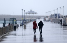 Another blustery day ahead with heavy rain showers and a risk of hail and thunderstorms