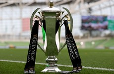 'Very positive for Irish rugby' - Six Nations confirms €426 million deal with CVC
