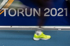 Member of Irish athletics team from European Indoors tests positive for Covid-19